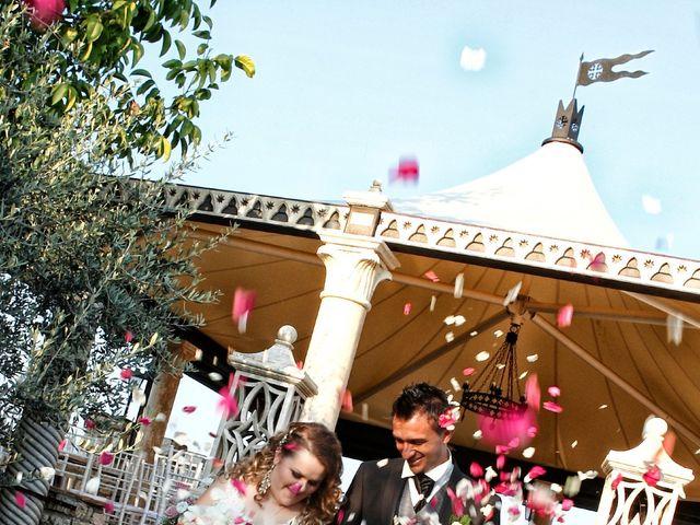 Il matrimonio di Lindim e Anastasia a Casaprota, Rieti 16