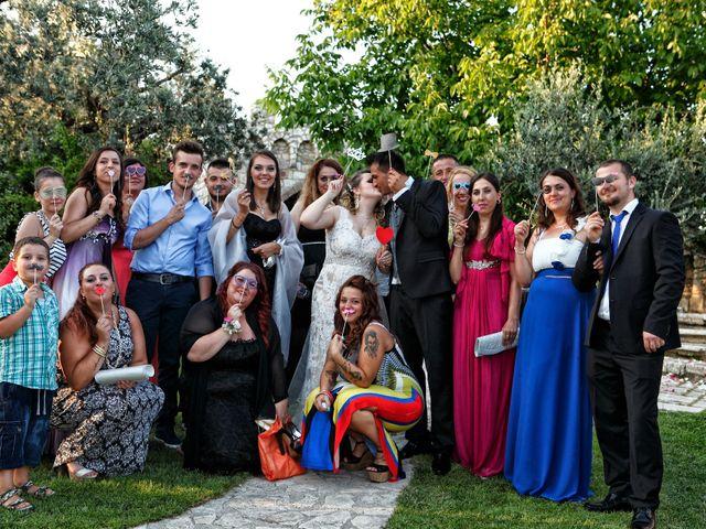 Il matrimonio di Lindim e Anastasia a Casaprota, Rieti 17
