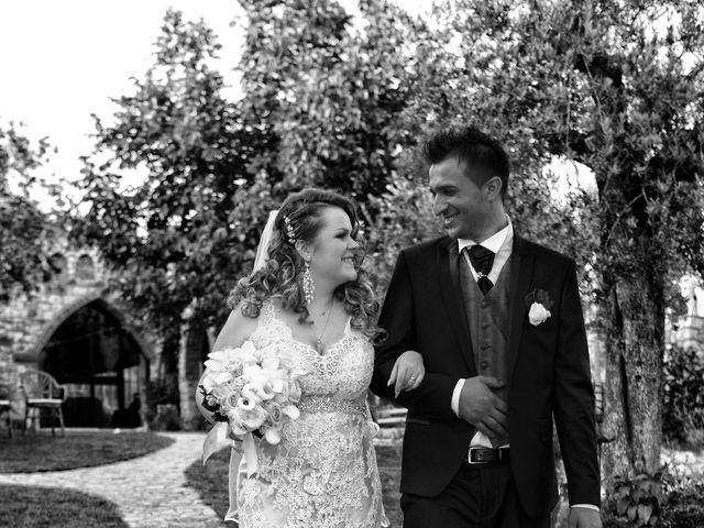 Il matrimonio di Lindim e Anastasia a Casaprota, Rieti 18
