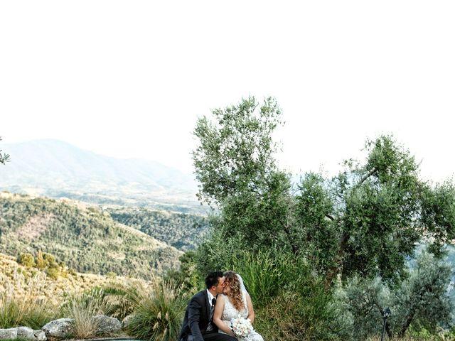 Il matrimonio di Lindim e Anastasia a Casaprota, Rieti 19