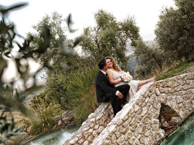 Il matrimonio di Lindim e Anastasia a Casaprota, Rieti 21
