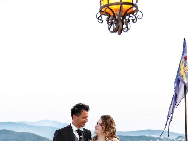 Il matrimonio di Lindim e Anastasia a Casaprota, Rieti 24