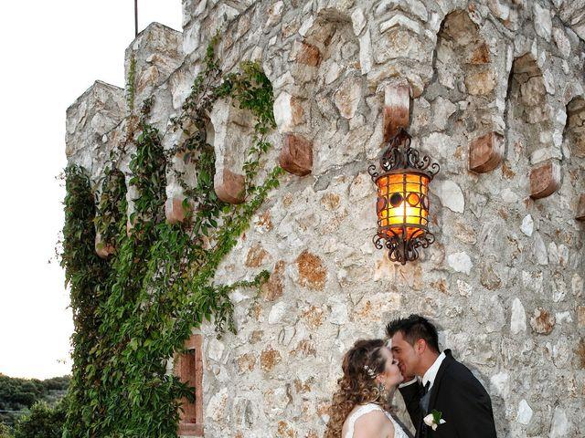 Il matrimonio di Lindim e Anastasia a Casaprota, Rieti 27