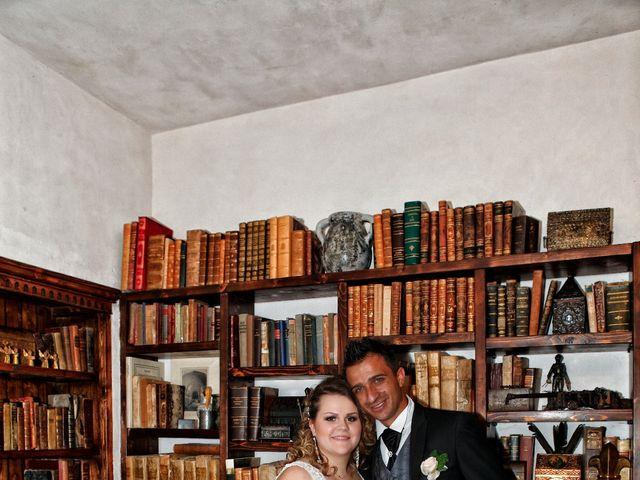 Il matrimonio di Lindim e Anastasia a Casaprota, Rieti 29