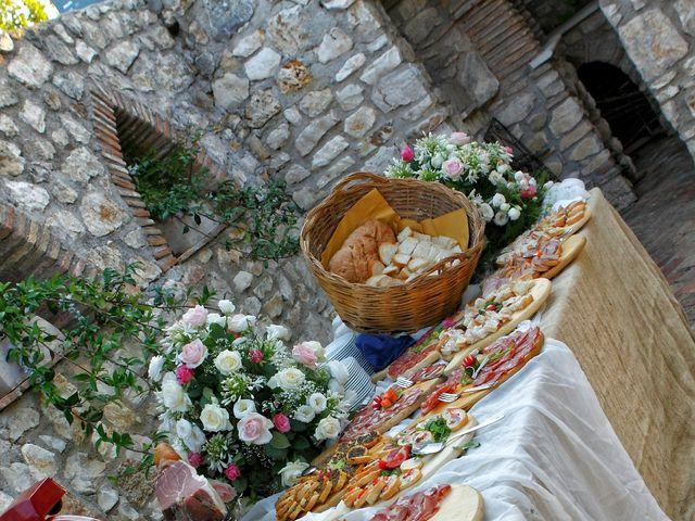 Il matrimonio di Lindim e Anastasia a Casaprota, Rieti 32