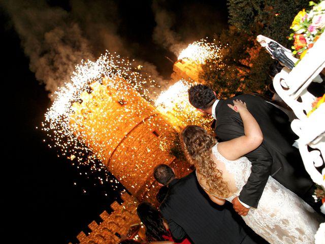 Il matrimonio di Lindim e Anastasia a Casaprota, Rieti 34