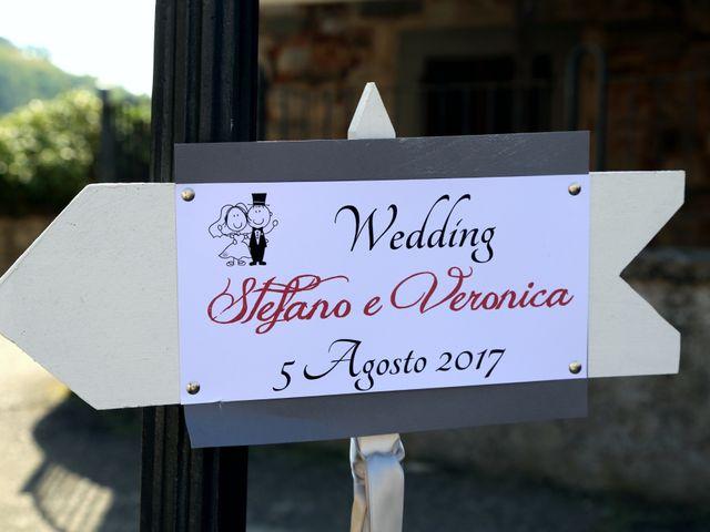 Il matrimonio di Stefano e Veronica a Civitella in Val di Chiana, Arezzo 1