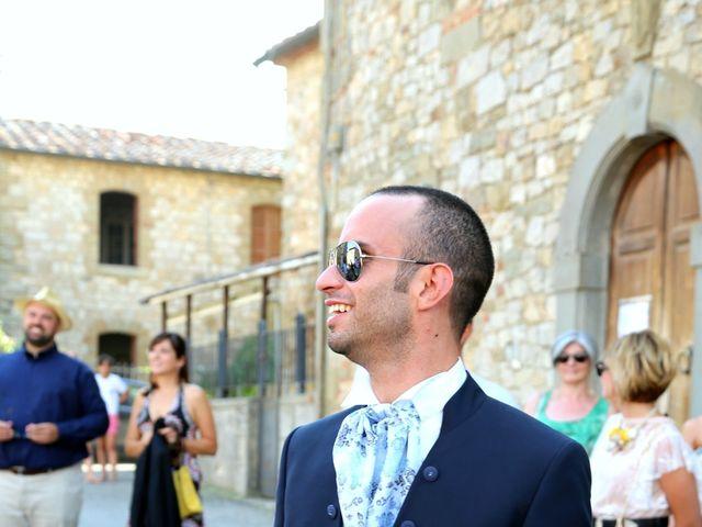Il matrimonio di Stefano e Veronica a Civitella in Val di Chiana, Arezzo 27