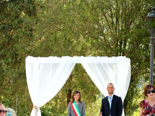 Il matrimonio di Stefano e Veronica a Civitella in Val di Chiana, Arezzo 29