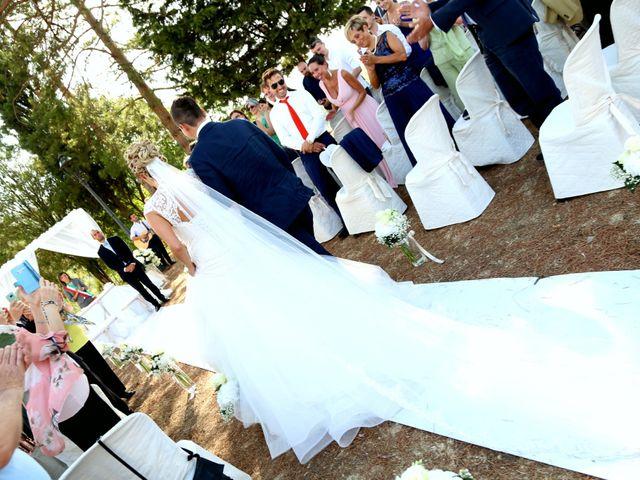 Il matrimonio di Stefano e Veronica a Civitella in Val di Chiana, Arezzo 30
