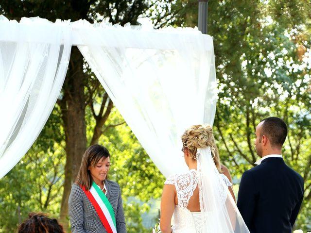 Il matrimonio di Stefano e Veronica a Civitella in Val di Chiana, Arezzo 32