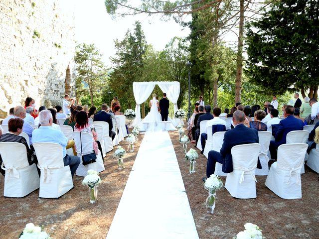 Il matrimonio di Stefano e Veronica a Civitella in Val di Chiana, Arezzo 34