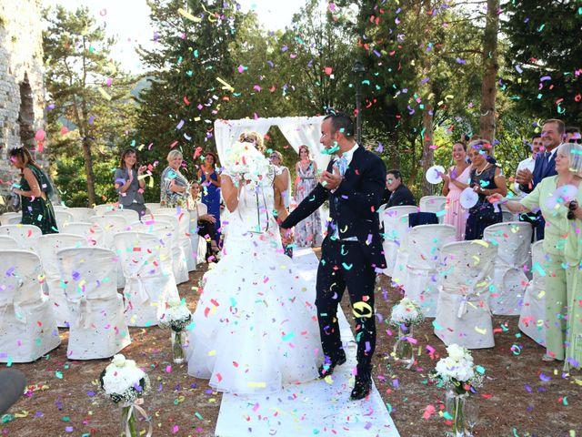 Il matrimonio di Stefano e Veronica a Civitella in Val di Chiana, Arezzo 40