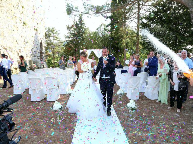 Il matrimonio di Stefano e Veronica a Civitella in Val di Chiana, Arezzo 41