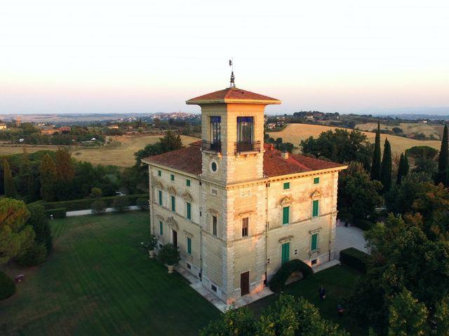 Il matrimonio di Stefano e Veronica a Civitella in Val di Chiana, Arezzo 54
