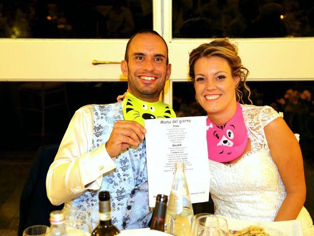 Il matrimonio di Stefano e Veronica a Civitella in Val di Chiana, Arezzo 62