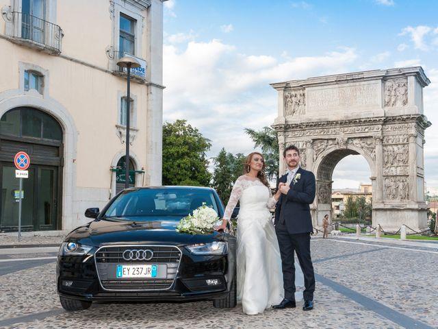 Il matrimonio di Diego e Suellen a Benevento, Benevento 64