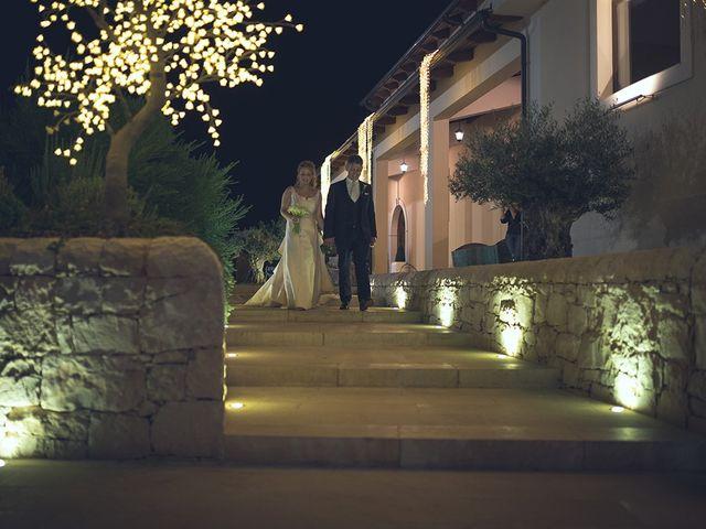 le nozze di Mariagrazia e Fabio