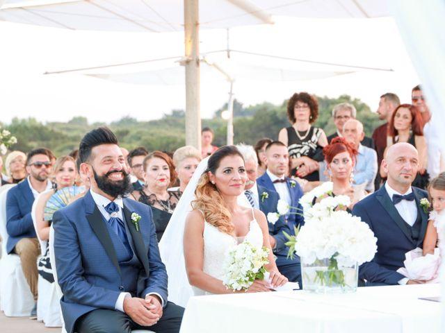 Il matrimonio di Rocco e Laura a Ostuni, Brindisi 16