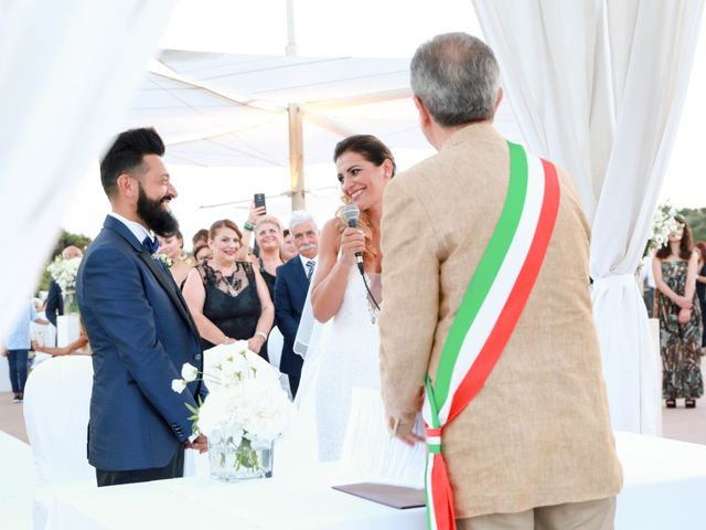 Il matrimonio di Rocco e Laura a Ostuni, Brindisi 17