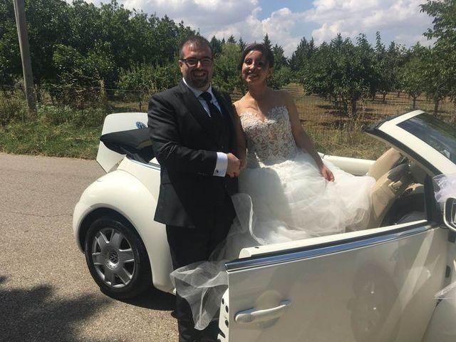 Il matrimonio di Giuseppe e Michela a Banzi, Potenza 2