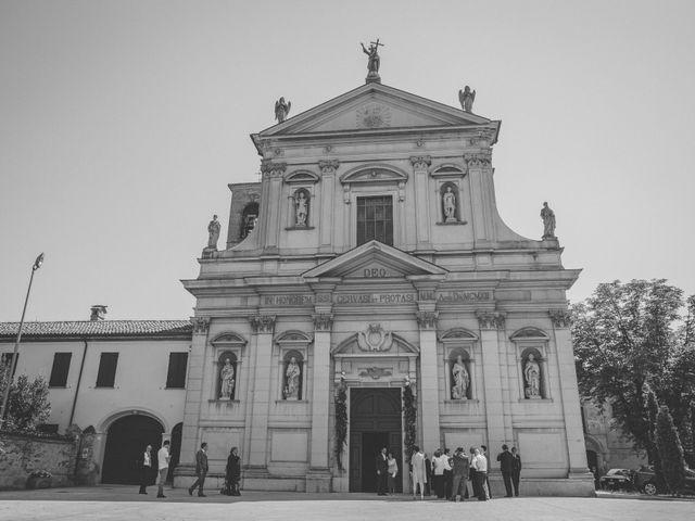 Il matrimonio di Stefano e Sara a Montebello della Battaglia, Pavia 26