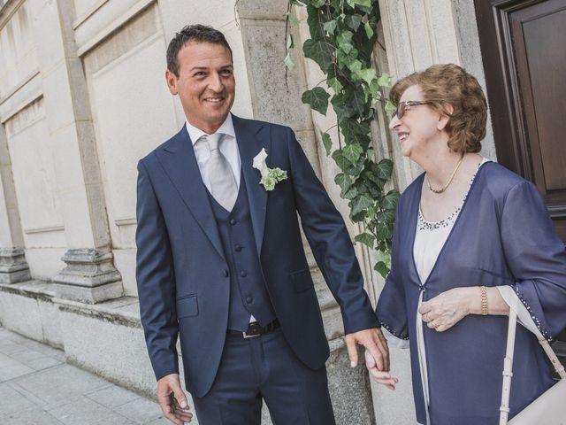 Il matrimonio di Stefano e Sara a Montebello della Battaglia, Pavia 30