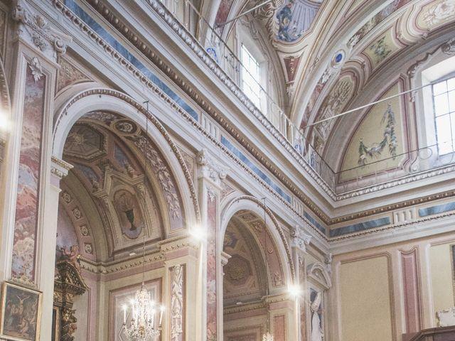 Il matrimonio di Stefano e Sara a Montebello della Battaglia, Pavia 32
