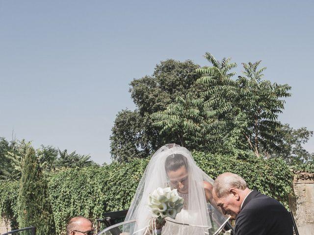 Il matrimonio di Stefano e Sara a Montebello della Battaglia, Pavia 38