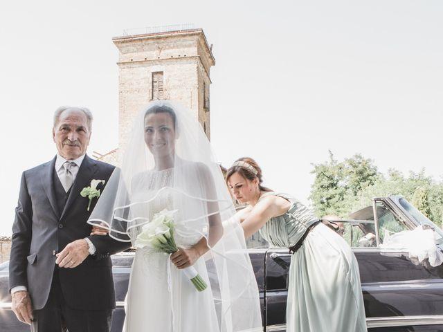 Il matrimonio di Stefano e Sara a Montebello della Battaglia, Pavia 39