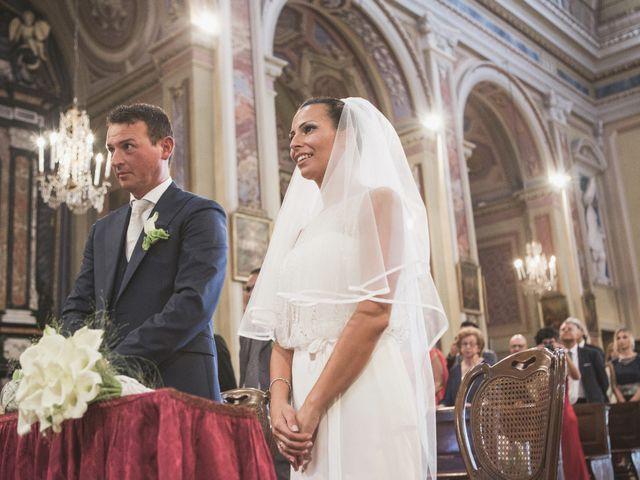 Il matrimonio di Stefano e Sara a Montebello della Battaglia, Pavia 43