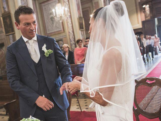 Il matrimonio di Stefano e Sara a Montebello della Battaglia, Pavia 45