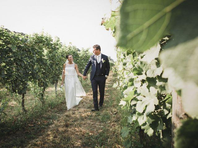 Il matrimonio di Stefano e Sara a Montebello della Battaglia, Pavia 52