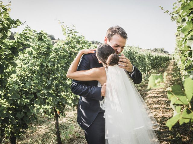 Il matrimonio di Stefano e Sara a Montebello della Battaglia, Pavia 53