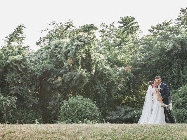 Il matrimonio di Stefano e Sara a Montebello della Battaglia, Pavia 56