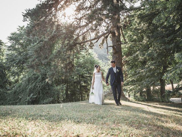 Il matrimonio di Stefano e Sara a Montebello della Battaglia, Pavia 58