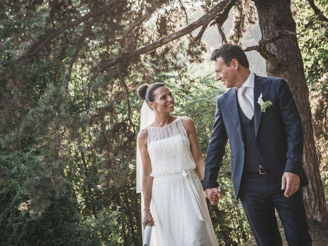 Il matrimonio di Stefano e Sara a Montebello della Battaglia, Pavia 59