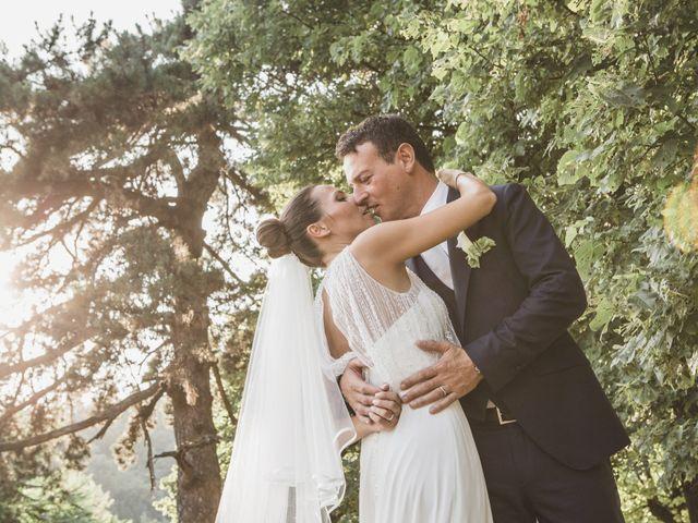 Il matrimonio di Stefano e Sara a Montebello della Battaglia, Pavia 60