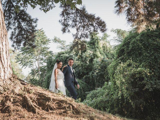 Il matrimonio di Stefano e Sara a Montebello della Battaglia, Pavia 62