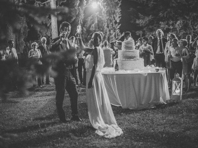 Il matrimonio di Stefano e Sara a Montebello della Battaglia, Pavia 78