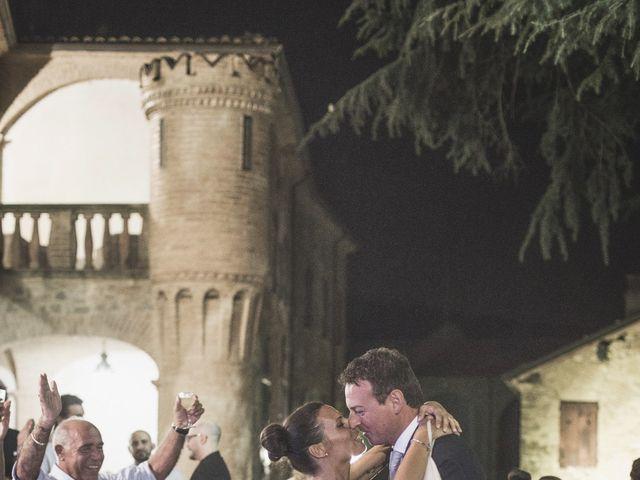 Il matrimonio di Stefano e Sara a Montebello della Battaglia, Pavia 84