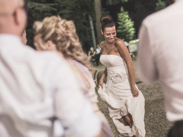 Il matrimonio di Stefano e Sara a Montebello della Battaglia, Pavia 87