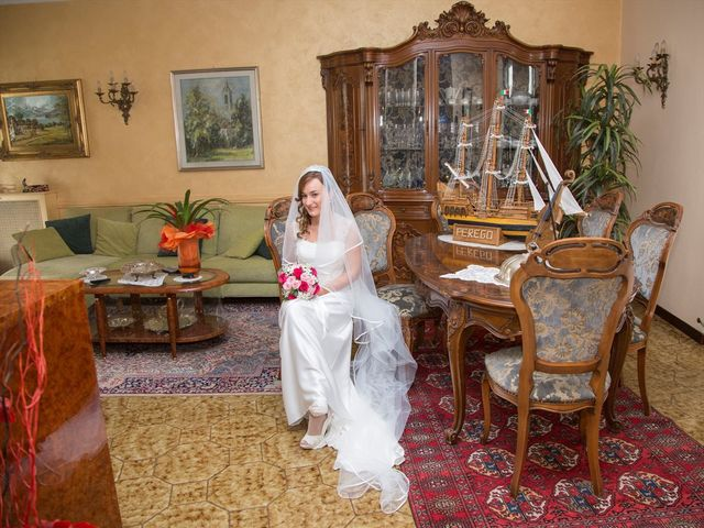 Il matrimonio di Marco e Elena a Cassago Brianza, Lecco 6