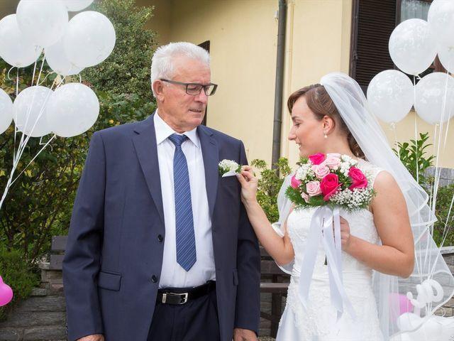Il matrimonio di Marco e Elena a Cassago Brianza, Lecco 7