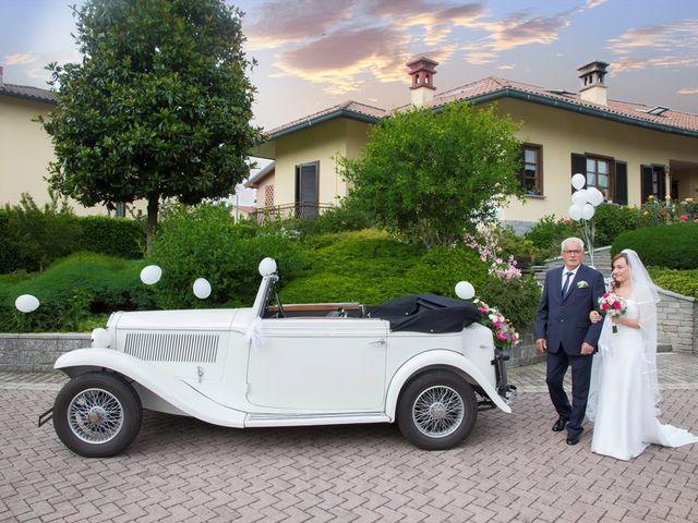 Il matrimonio di Marco e Elena a Cassago Brianza, Lecco 9