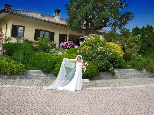Il matrimonio di Marco e Elena a Cassago Brianza, Lecco 10