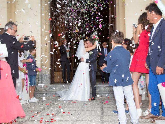 Il matrimonio di Marco e Elena a Cassago Brianza, Lecco 16