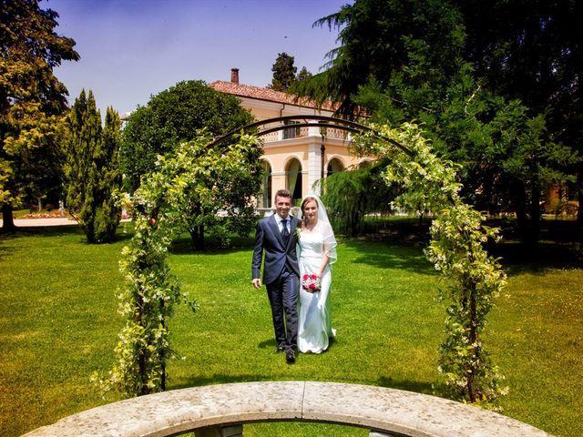 Il matrimonio di Marco e Elena a Cassago Brianza, Lecco 24