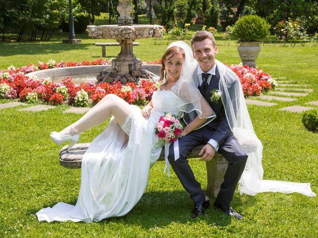 Il matrimonio di Marco e Elena a Cassago Brianza, Lecco 25
