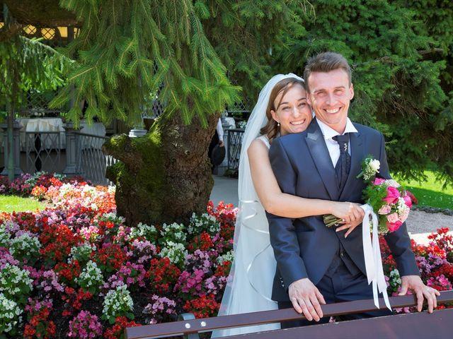 Il matrimonio di Marco e Elena a Cassago Brianza, Lecco 28